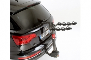 Attelage suspendu Mottez compact 4 vélo - Remarque Adam