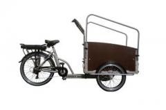 Remorque adam - Location et vente de triporteur eletrique 26 capacite de transport 4 enfants