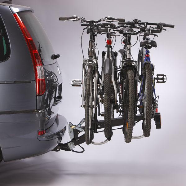 Attelage Mottez Premium 4 vélo - Remarque Adam