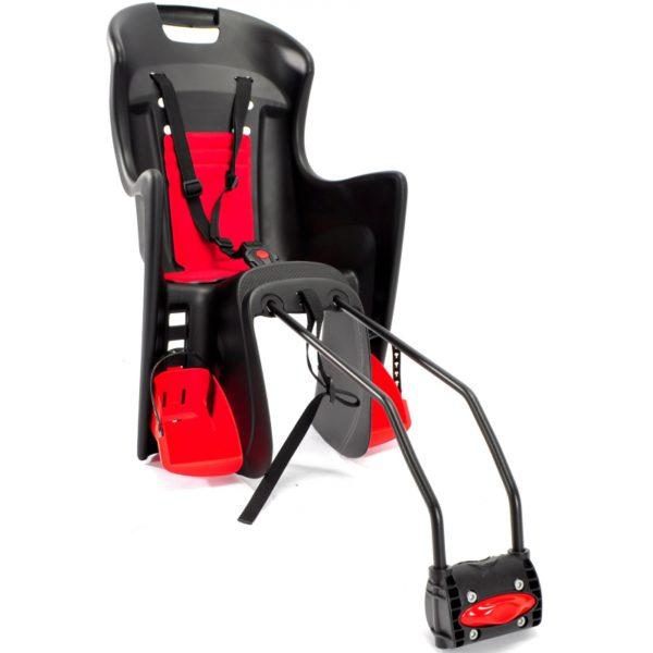 Remorque adam - Location et vente de siège porte bébé - polisport boodie