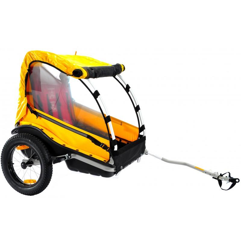 Remorque adam – Location et vente de remorque de transport  d'enfants – explorer 2018 chassis renforce